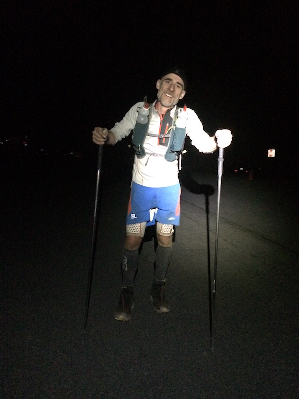 Done, done, and done at Timberline after 67h23min.