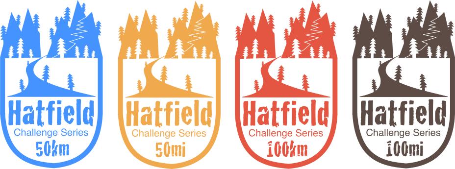 Hatfield Challenge Series: 50k, 50mi, 100k, 100mi