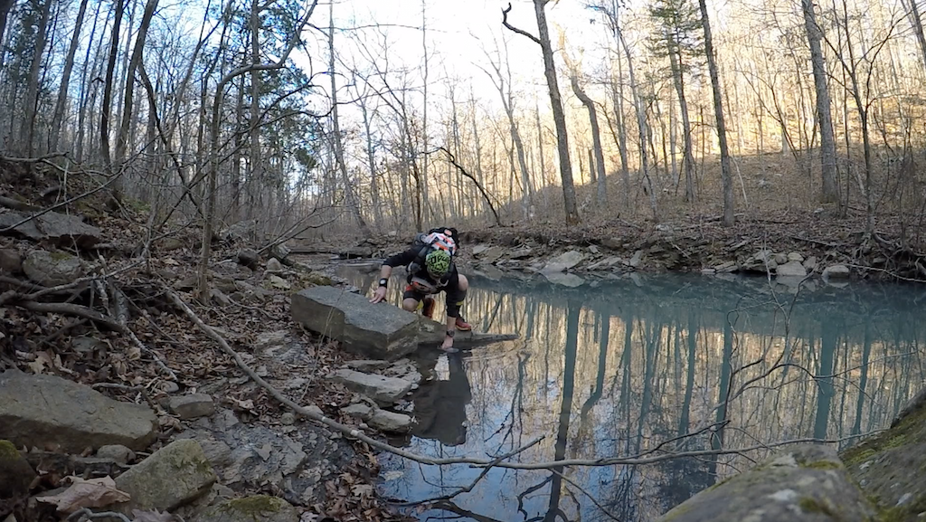 How to Beat My 165mi Unsupported Ozark Highlands Trail FKT